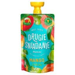 Drugie śniadanie Mus 100% mango jabłko