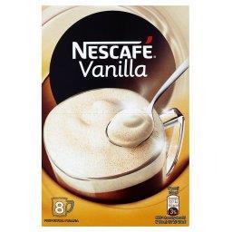 Vanilla Rozpuszczalny napój kawowy  (8 sztuk)