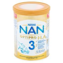 H.A. 3 Mleko modyfikowane w proszku dla dzieci powyż...