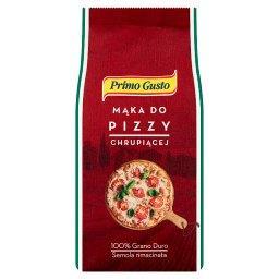 Mąka do pizzy chrupiącej
