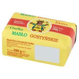 Osełka masło gostyńskie ekstra