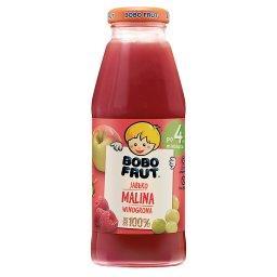 Sok 100% jabłko malina winogrona dla niemowląt po 4....
