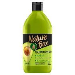 Odżywka z olejem z awokado