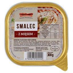 Smalec z mięsem 300 g