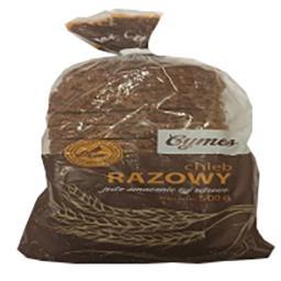 Chleb Krojony Razowy 500g