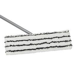 Mop mikrofibra płaski Trendy z kijem 110 cm