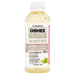 Vitamin Water Detox & Herbal Napój niegazowany o sma...