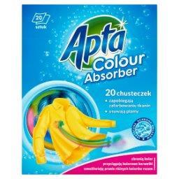 Chusteczki zapobiegające farbowaniu tkanin i usuwają...