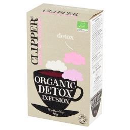 Herbata oczyszczająca organiczna  (20 torebek)