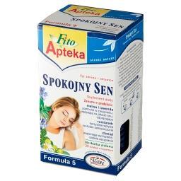 Suplement diety herbatka ziołowa spokojny sen 40 g (...