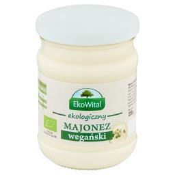 Ekologiczny majonez wegański