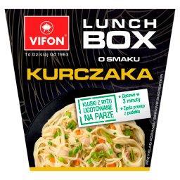 Lunch Box Danie błyskawiczne o smaku kurczaka