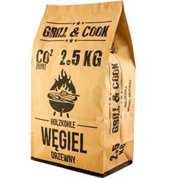Węgiel drzewny 2,5 kg