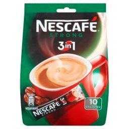 3in1 Strong Rozpuszczalny napój kawowy 180 g (10 saszetek)