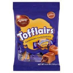 Tofflairs karmelowo-czekoladowy Pomadki mleczne 120 ...
