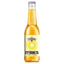 Cytroneta Napój gazowany o smaku cytrynowym