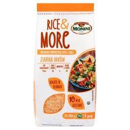 Rice & More Ziarna Inków Unikalna kompozycja ryżu i kasz