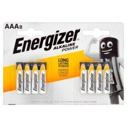 Alkaline Power AAA-LR03 1,5 V Baterie alkaliczne 8 s...