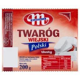 Twaróg wiejski polski tłusty
