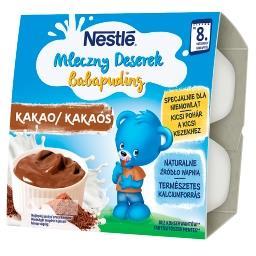 Mleczny Deserek kakao dla niemowląt po 8. miesiącu 4...