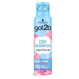 Instant Fresh-Up Suchy szampon w piance