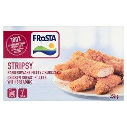 Stripsy Panierowane filety z kurczaka