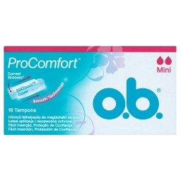 ProComfort Mini Tampony 16 sztuk