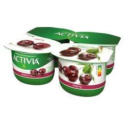 Jogurt wiśnia 480 g (4 x )