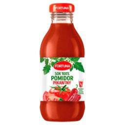 Sok 100% pomidor pikantny
