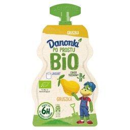 Danonki Po prostu Bio Jogurt gruszka