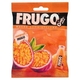 Pomarańczowe Żelki owocowe