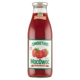 MocOwoc Smoothie truskawka 0,75 l