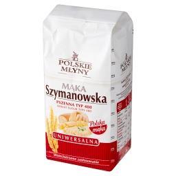 Mąka Szymanowska Uniwersalna pszenna typ 480