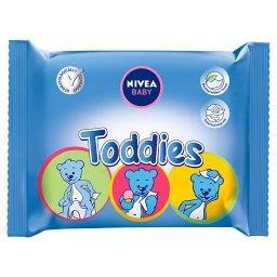 Baby Toddies Chusteczki 60 sztuk