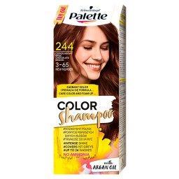 Color Shampoo Szampon koloryzujący czekoladowy brąz 3-65