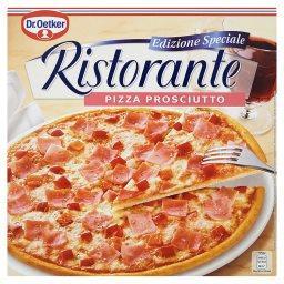 Ristorante Edizione Speciale Pizza Prosciutto