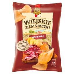 Chipsy ziemniaczane o smaku wędzonki