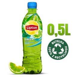 Ice Tea Green Lime & Mint Napój niegazowany