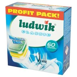 Classic Tabletki do zmywarek 1,2 kg (60 sztuk)