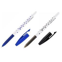 Toma długopis czarny + niebieski 2 szt.