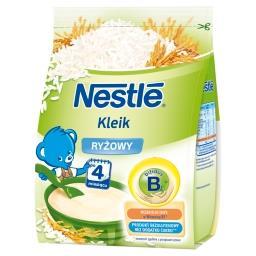 Kleik ryżowy dla niemowląt po 4. miesiącu