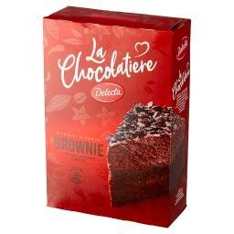 La Chocolatiere Brownie czekoladowe z musem mieszank...