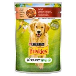 Vitafit Adult Karma dla psów z jagnięciną i marchewk...