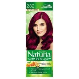 Naturia color Farba do włosów dojrzała wiśnia 232