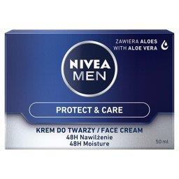 MEN Protect & Care 48 h Nawilżający krem do twarzy