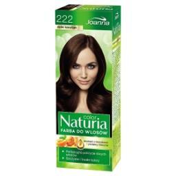 Naturia color Farba do włosów dziki kasztan 222