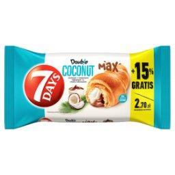 Doub!e Max Croissant z nadzieniem o smaku kakaowym i...