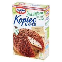 Ciasto Kopiec Kreta bez glutenu