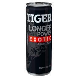 Longer Power Gazowany napój energetyzujący o smaku e...
