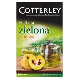 Herbata zielona z pigwą 40 torebek